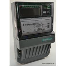 Счетчик Меркурий 230 AR-01 C (R) 5(50) ЖКИ