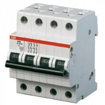 Автоматический выключатель ABB 4-пол.SH204L C50