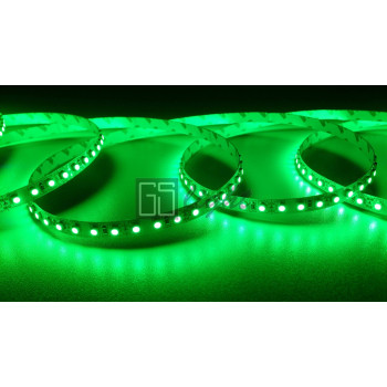 Открытая светодиодная лента SMD 3528 120LED/m IP33 12V Green