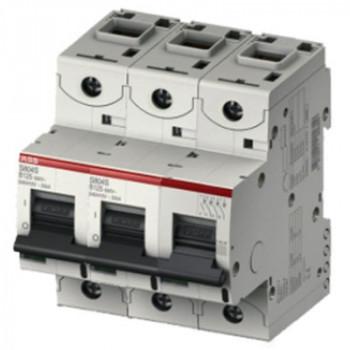 Автоматический выключатель ABB 3-пол.S803С  80 25кА