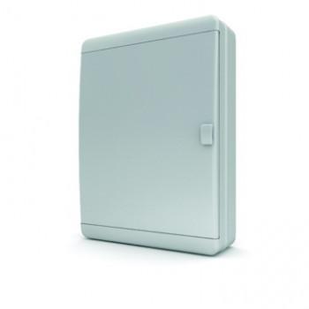 Tekfor бокс 54М накладной IP65 непрозрачная белая дверца