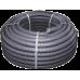 Труба гофрированная ПНД с зондом черн. d25 (50м)