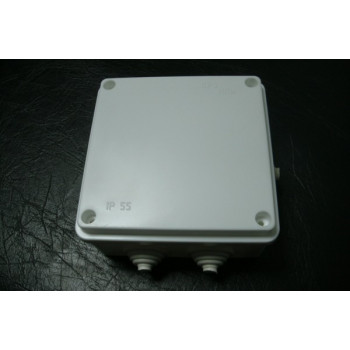 Распаячная коробка  IP 55  (белая, серая)